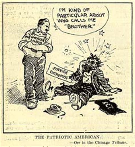 Detox Icuny by Scare 1918 1921 Patriotic American