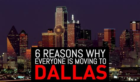 reasons to move to austin 6 reasons everyone is moving to dallas lawnstarter