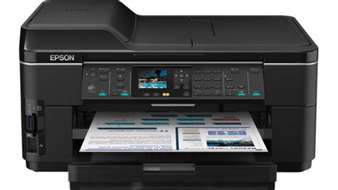 Printer Canon A3 Terbaru harga printer epson workforce wf 7511 terbaru dan