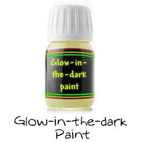 glow in the paint ingredients how to make glowing slime at home