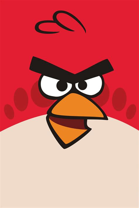 Wallborder Motif Angry Bird angry bird mobile wallpaper picture of