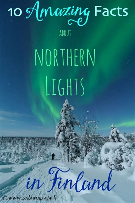 Facts About The Northern Lights by Ten Amazing Facts About Northern Lights In Finland Blue