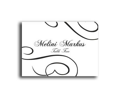 Place Card Template Border by 1000 Ideas About Place Card Template On Diy