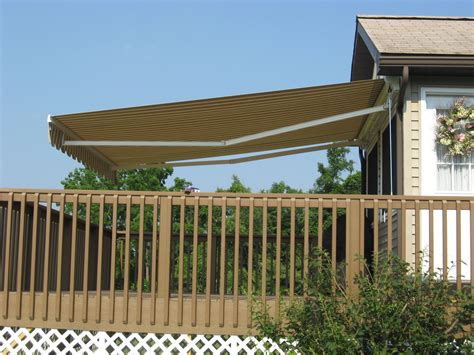 Perfecta Awnings by Retractable Awning Kreider S Canvas Service Inc
