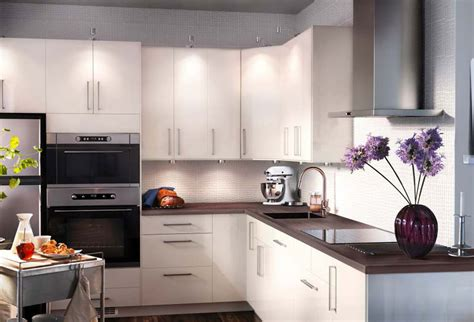 Kitchen Design Ideas 2012 By Ikea White Cabinet Modern Ikea Kitchen Cabinets White