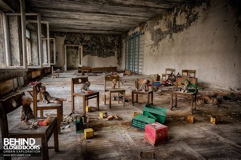 Pictures Of Front Doors On Houses pripyat schools and nurseries 187 urbex behind closed