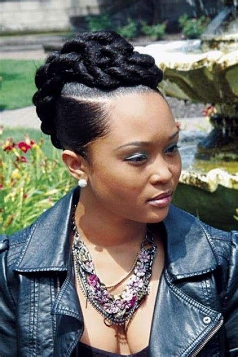 Black Hairstyles Photos by Black Updo Hairstyles Pictures Hairstyles Ideas