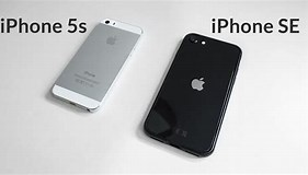 Image result for iPhone 5 vs iPhone SE 2020. Size: 281 x 160. Source: www.youtube.com