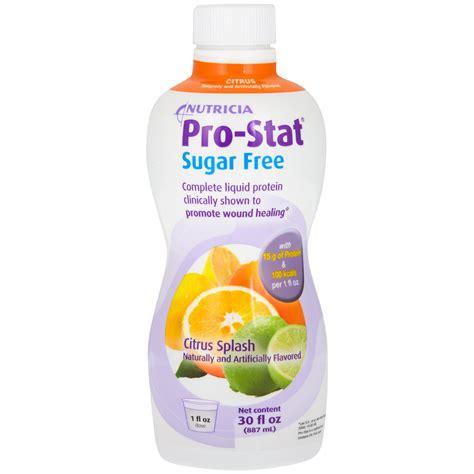 Citrus Splash pro stat liquid protein supplements sugar free citrus splash 30 oz