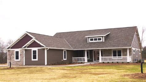 craftsman style ranch ranch style homes with porches craftsman style ranch homes