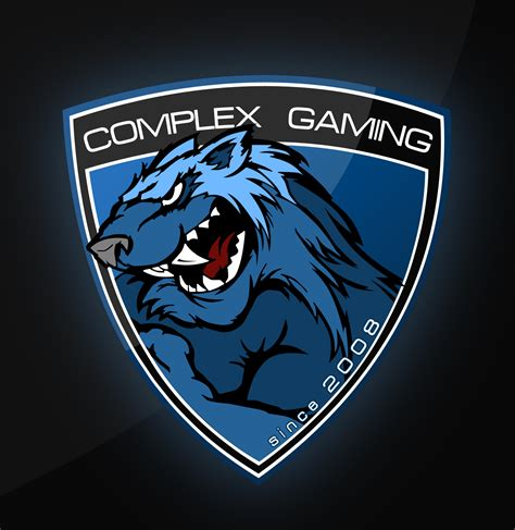 free design gaming logo complex gaming logo by thedpstudio on deviantart