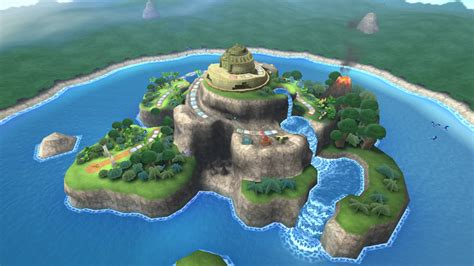 Gamis Silang board island wii wiki fandom powered by wikia