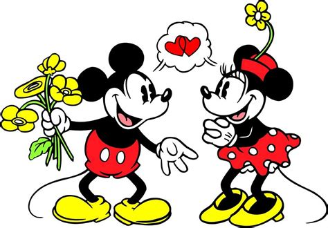 wallpaper cartoon mickey minnie red minnie mouse wallpaper clipart panda free clipart