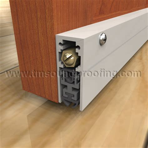 Bedroom Door Bottom Seal Basic Automatic Door Bottom Tmsoundproofing