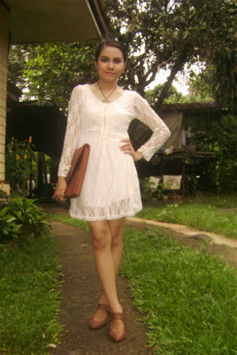 white dress brown shoes images