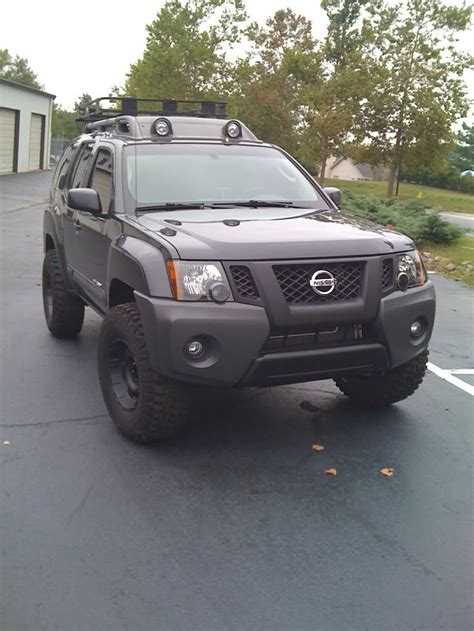 nissan xterra lifted off road nissan xterra