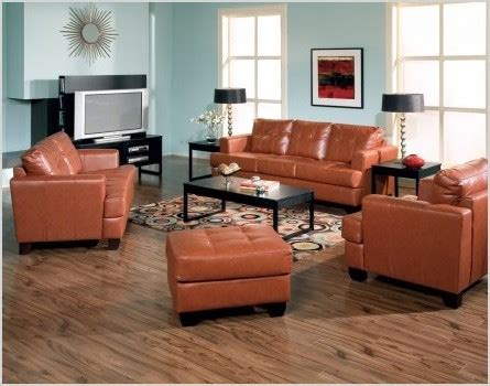 burnt orange leather living room furniture burnt orange leather living room furniture attractive designs 187 iprefer organic