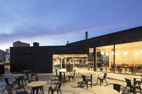 Cafe Design Architecture | cafe birgitta talli architecture and design archdaily