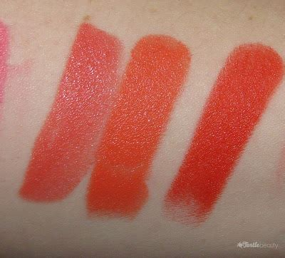 Viva Eyeshadow Orange turtle new n nyc product swatches including a viva glam nicki dupe