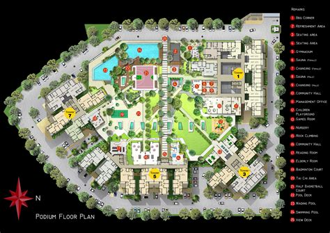 podium floor plan fiera vista penang property talk