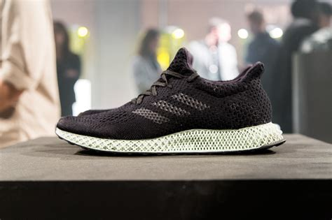 Sepatu Adidas Futurecraft 4d adidas unveiling of the futurecraft 4d runner kicks to