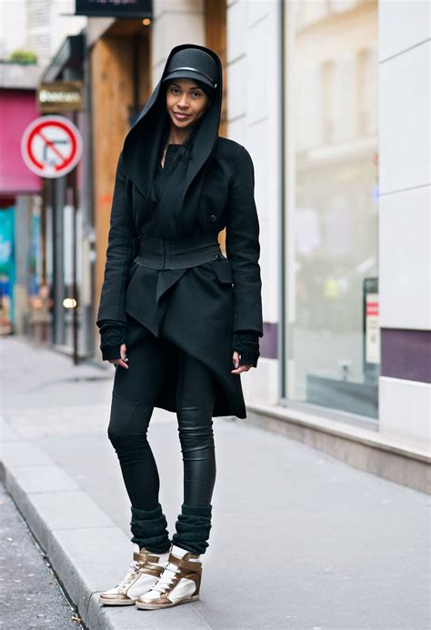 stree style womans house black winter the locals street style from copenhagen