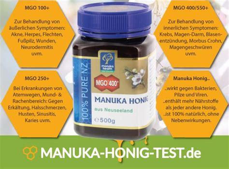 Welcher Honig Ist Am Gesündesten by Manuka Honig Aus Neuseeland Test Ratgeber