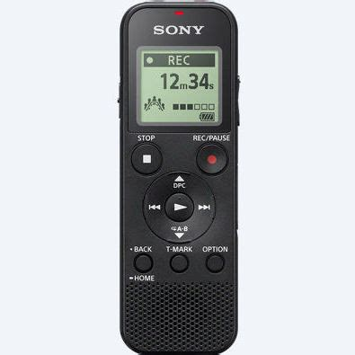 Sony Voice Recorder Icd Px370 sony icd px370 mono digital voice recorder with built in usb dictation audio recorders