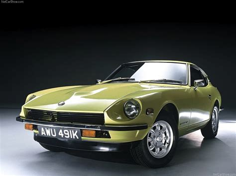 Fab Wheels Digest F W D Datsun 240z 1st Generation