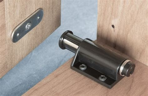 kitchen cabinet door latches incorporating touch latch hardware kitchen studio of