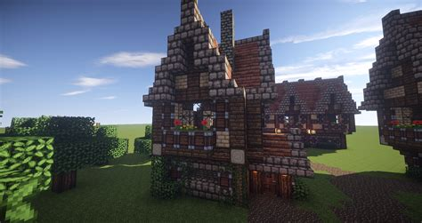 Minecraft Home Interior minecraft medieval house 2 by daggytee on deviantart