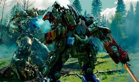 top 10 awesome robot fights in movies youtube