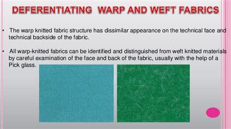 what is warp knitting warp knitting working process