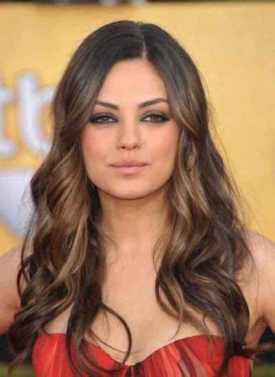 mila kunis hair color mila kunis ombre hair color hair tips juxtapost