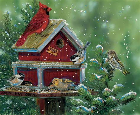 bird feed store jigsaw puzzle puzzlewarehouse com