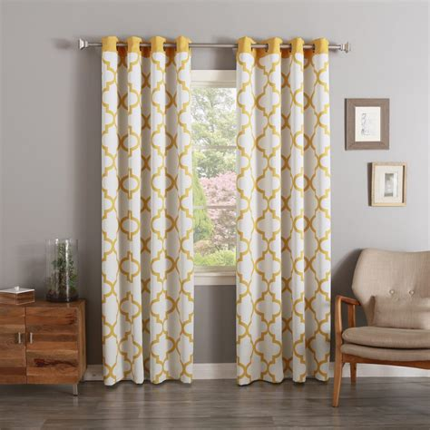 yellow moroccan curtains faqs about thermal insulated curtains overstock com