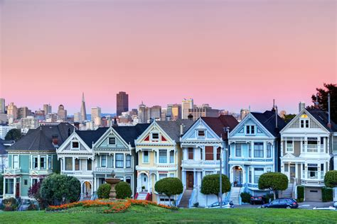 san francisco houses these san francisco houses don t look half bad in black photos huffpost