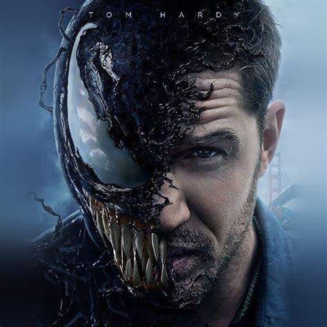 bg venom dark poster film marvel hero art wallpaper