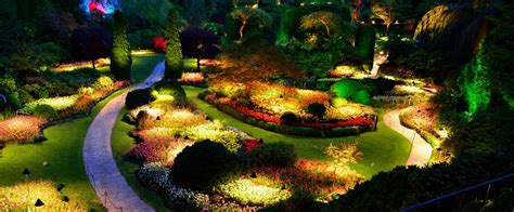 lights garden 5 benefits of landscape lighting garden lights