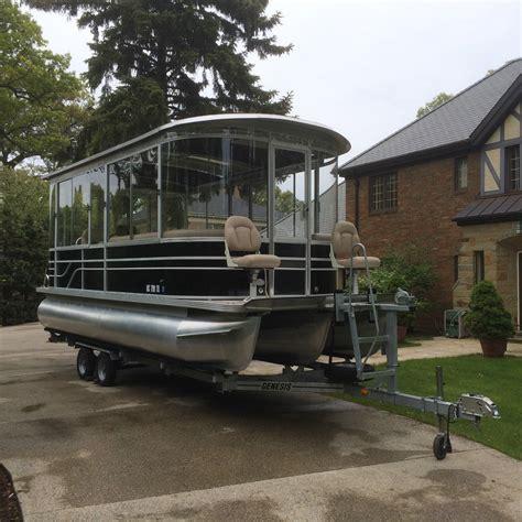 luxury pontoon boat for sale pontoon cruiser luxury edition cabin cruiser cer 2015