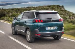 Peugeot 5008 Reviews Peugeot 5008 Review 2017 Autocar