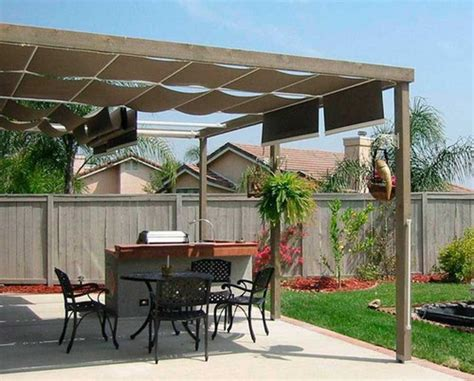 retractable canopy pergola pergola with retractable canopy for back deck need advice
