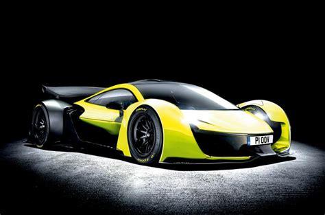all electric mclaren supercar still consideration