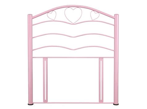 Pink Single Headboard by Serene Yasmin 3ft Single Pink Headboard By Serene Furnishings