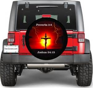 proverbs 3 5 tire cover jr