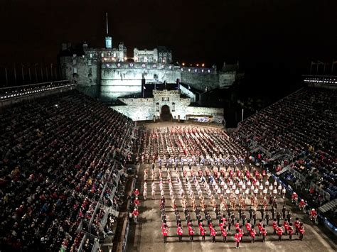 edinburgh tattoo an unforgettable experience the royal edinburgh