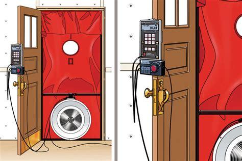 Blower Door Test Equipment by Get To Blower Door Tests Prosales