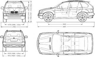 tutorials3d blueprints bmw x5