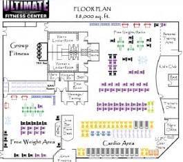 Gym Floor Plans floor plan lacey ultimate fitness center