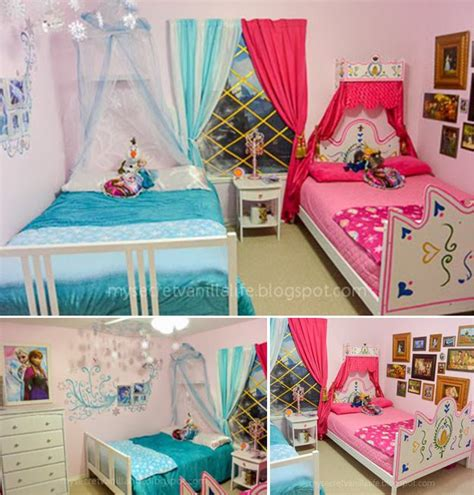 elsa frozen bedroom disney s frozen bedroom designs diy projects craft ideas